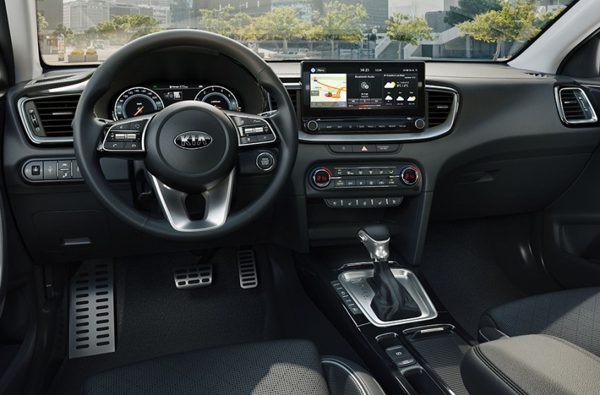 kia cd 5dr gt my20 intuitive.interior