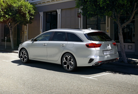 kia cd wgn phev my20 cleanlines