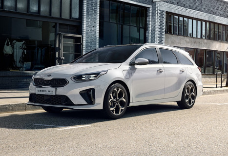 kia cd wgn phev my20 design